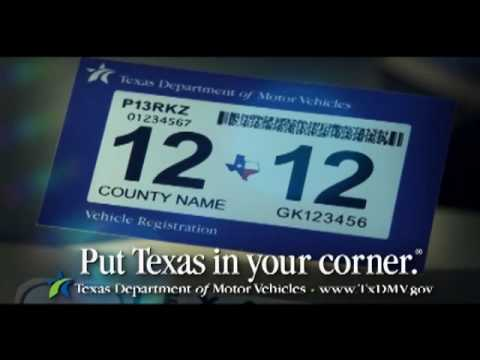 Texas Dmv Registration Commercial With Southside Tattoo