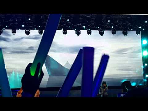 [Fancam] 4Minute in Myanmar / 2yoon - Nightmare