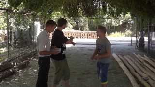"Сценка баллада ""3 сына"" (молодежь, церковь Вефиль, Ташкент 2013г)"