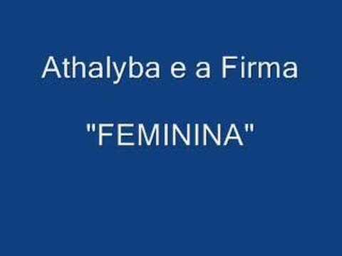 Athalyba e a Firma - Feminina