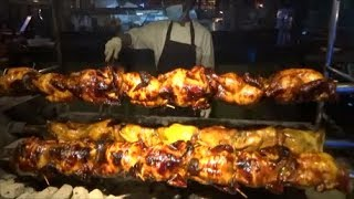 THAI STREET FOOD, BANGKOK STREET FOOD, OR TOR KOR MARKET, ASIATIQUE, ASIAN STREET FOOD
