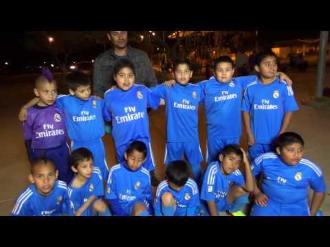 West United Soccer League Phoenix Real Madrid U8 GOCAMPEONES COM