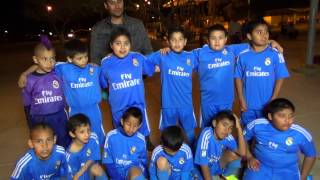 West United Soccer League Phoenix Real Madrid U8 GOCAMPEONES COM