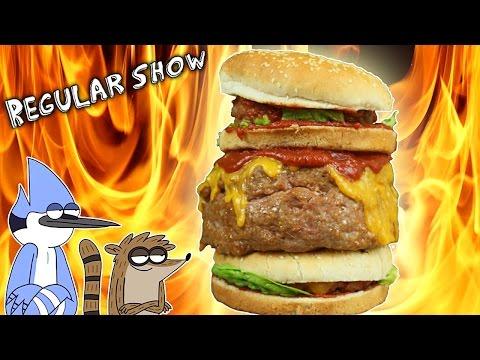 Download Youtube: La Increíble Hamburguesa Ultimatum de Regular Show