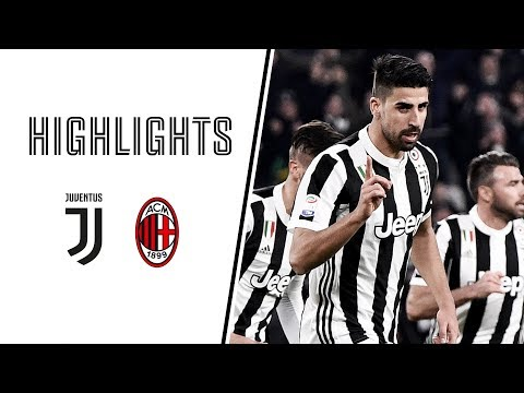 HIGHLIGHTS: Juventus vs AC Milan - 3-1 - Serie A - 31.03.2018