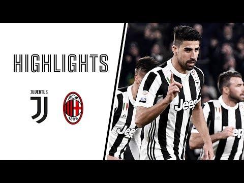 Highlights: juventus vs ac milan - 3-1 - serie a - 31.03.2018