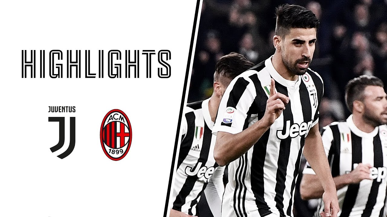 HIGHLIGHTS  Juventus vs AC Milan - 3-1 - Serie A - 31.03.2018 - YouTube 3fc099ee1
