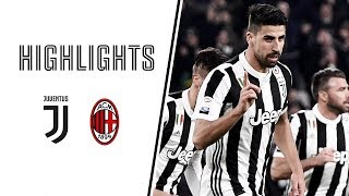 HIGHLIGHTS: Juventus vs AC Milan - 3-1 - Serie A - 31032018