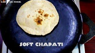 How To Make Super Soft Chapati.!!|||Soft Chapati Recipe.!||How To Make Soft Chapati