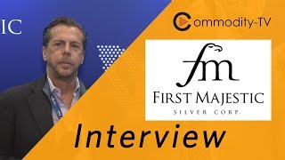 Interview with president & ceo keith neumeyer. first majestic silver wants to decrease the costs by installing high-intensity grinding machines which increas...