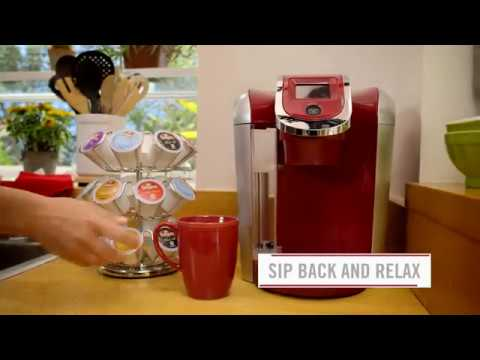 How To Use Keurig K Cup How To Use