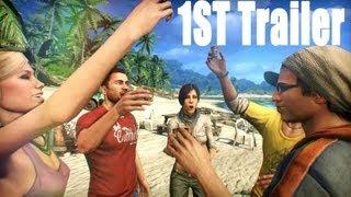 Far Cry 3 First career trailer HD на Русском