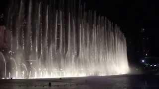Dubai Fountain theme orchester