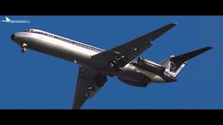 FS2004 - Ditching in The Stormy Caribbean (ALM Antillean Airlines Flight 980)