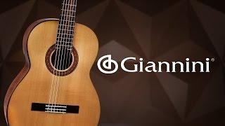Giannini | Review Violão GNC-20MAH