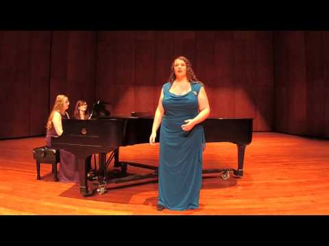 Where the Music Comes From - Lee Hoiby and Serenade - Duparc