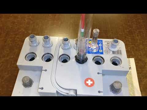 Обслуживание автомобильного аккумулятора