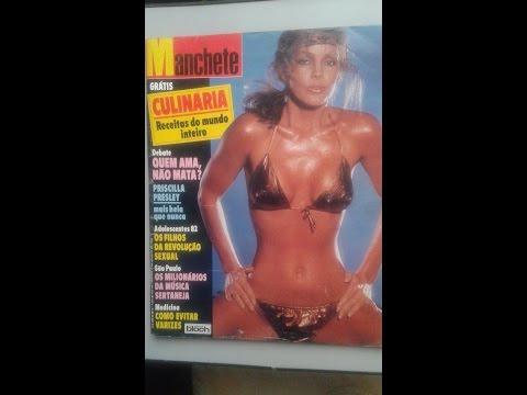 Revista manchete 7 de agosto de 1982.