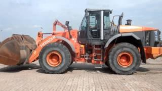 interkraan holland bv is testing a hitachi loader zw310 year 2007