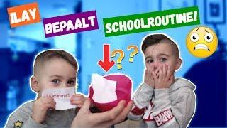 ILAY BEPAALT DE SCHOOLROUTINE VAN DEVRAN! | LAKAP JUNIOR