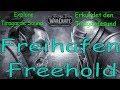 WoW - Freihafen / Freehold - Erkundet den Tiragardesund / Explore Tiragarde Sound