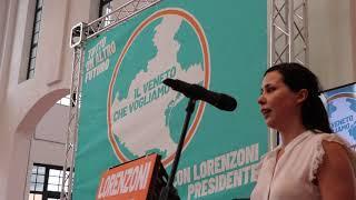 Silvia Piccini • 5^ assemblea regionale