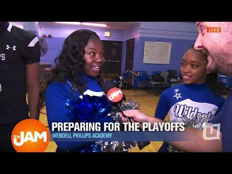 Wendell Phillips Academy is preparing for the playoffs
