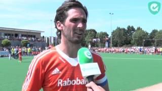 Oranjemannen genoten van ambiance in Almere