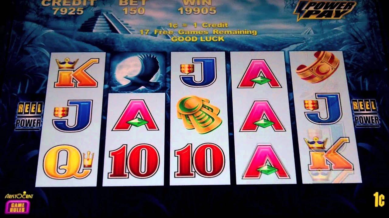 Aztec Dream Slot Machine