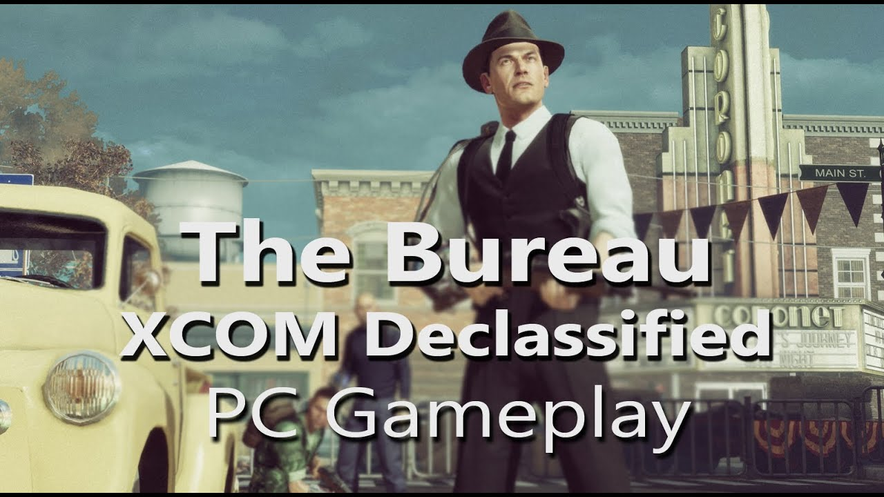 the bureau xcom declassified pc gameplay max settings 1080p high aa 16xaf youtube. Black Bedroom Furniture Sets. Home Design Ideas