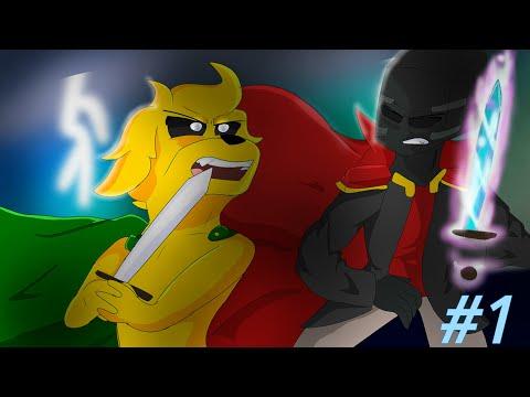 UHC ESPAÑA vs LOS CoMPas 😱 Capítulo 1 - Animación