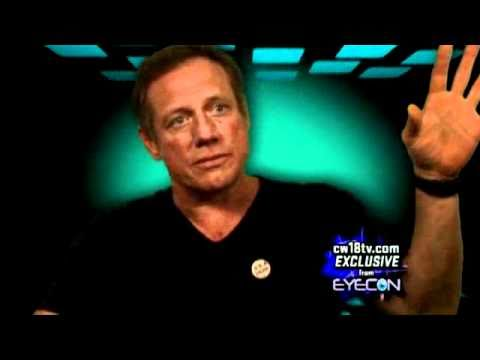 Inside Supernatural The Eyecon Interviews CW18 - Fred Lehne