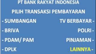 Download Cara Bayar BPJS Lewat Atm BRI Mp3 and Videos