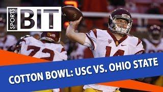 Cotton Bowl: USC vs. Ohio State | Sports BIT | NCAAF Picks