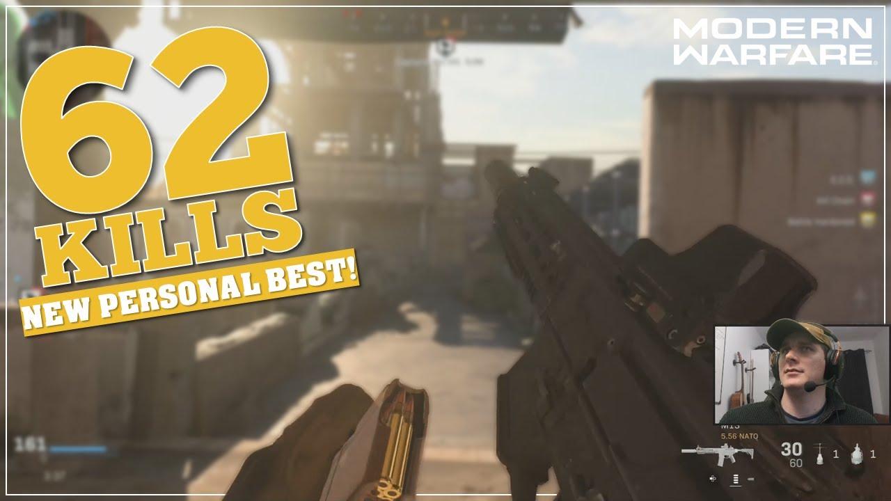 Modern Warfare | 62 Kills on Rammaza