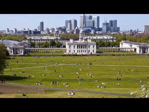 Old Royal Naval College Greenwich London