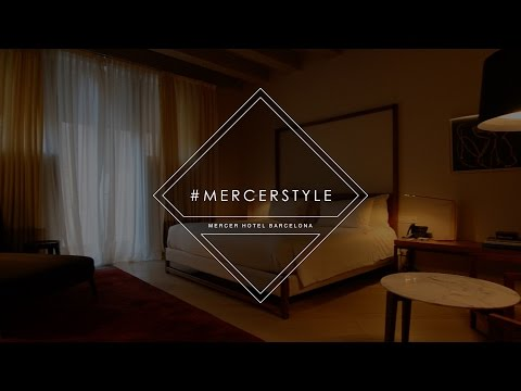 A Glimpse of The Mercer Hotel Barcelona #MercerStyle