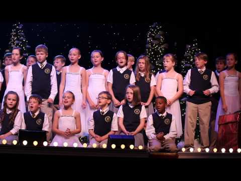 The Habersham School Christmas Program 2013