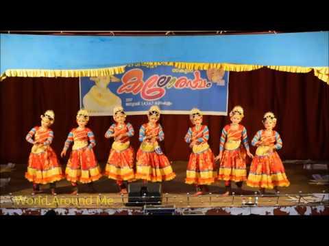 Group Dance Badhany St.Johns HSS Kunnamkulam
