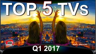 Top 5 Best TVs JAN 2017 - Ultra HD 4K, HDR, 1080p Screen's
