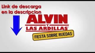 Alvin y las ardillas aventura sobre ruedas. (Sub Español) 1080p