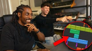 MAKING AN INSANE BEAT WITH ARRDEE'S GO-TO PRODUCER JESTER BEATS (DRILL SUPER PRODUCER)
