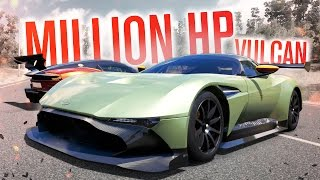 million hp aston martin vulcan   forza horizon 3 w the nobeds
