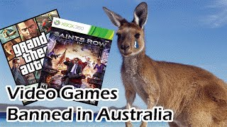 Video Games Banned In Australia