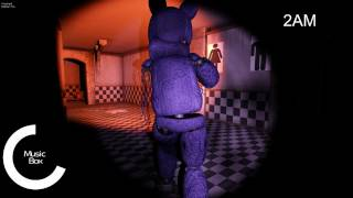 OVERNIGHT 2 : Free Roam Fnaf 2 3D Night 1&2