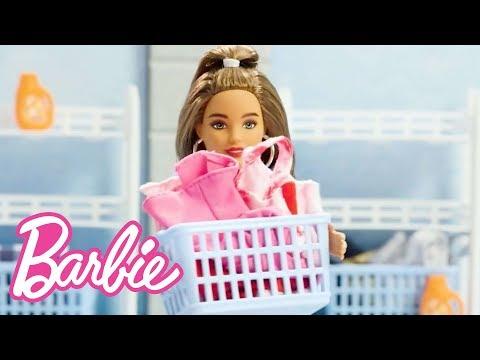 Divertida Hora De Lavado   Barbie Latinoamérica
