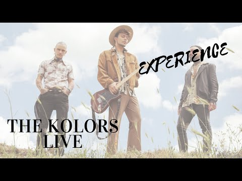 The kolors why don't you love me live 2017 @experience