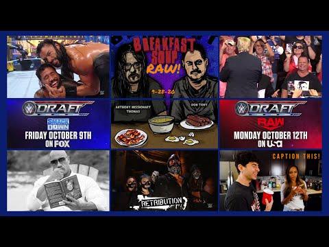 🔹LIVE WWE RAW Review 9/28/20 DREW vs RANDY HIAC? Retribution QUARANTINED; CLASH OF CHAMPIONS Fallout