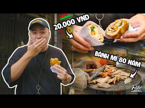 Những Quán Ăn Ngon Có Thể Bạn Chưa Biết Ở Sài Gòn | Fabo Nguyen