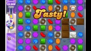Candy Crush Saga DREAMWORLD level 166 No Boosters